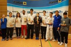 Bayerische Meisterschaft 2016 - Mannschaftsfoto 1